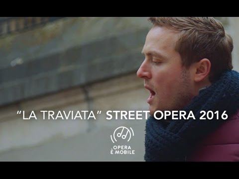 La Traviata Street Opera Project 2016