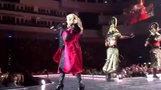 Madonna - Iconic (Opening) - Rebel Heart Tour Taipei 2016