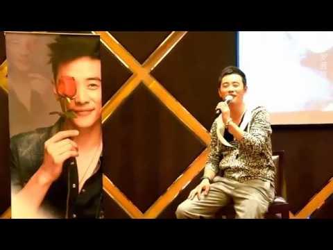 罗晋(LUO JIN)2013生日会演唱《稳稳的幸福》