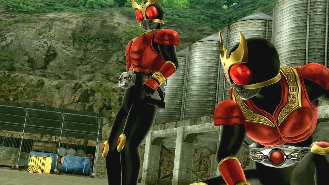 Kamen Rider Battride War Genesis Decade Kuuga Decade Gameplay Hell Youtube