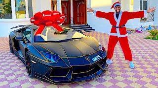 NEW LAMBORGHINI CHRISTMAS SURPRISE !!!
