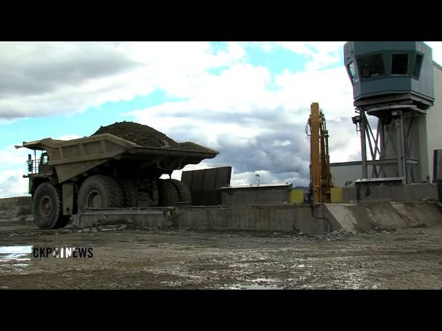 Construction Finished At Mt. Milligan Mine