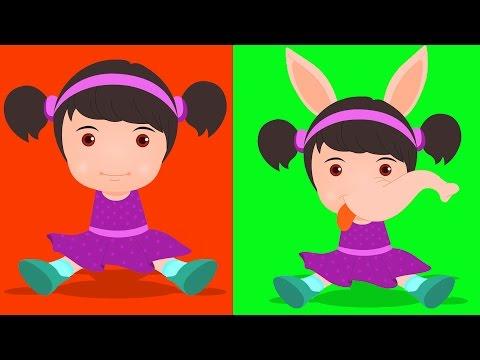 Kagaz Ki Gudiya   Poem in Hindi   Hindi Rhymes   Kids Tv India   Hindi Nursery Rhymes