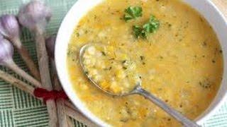 как сделать гороховый суп по Русски