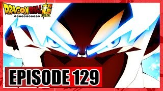 IL SURPASSE ENFIN LES DIEUX DE LA DESTRUCTION ! ANALYSE DRAGON BALL SUPER ÉPISODE 129 - DBREVIEW