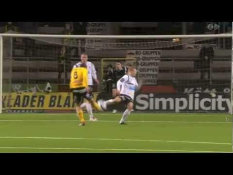 Anders Svensson wonderful goal