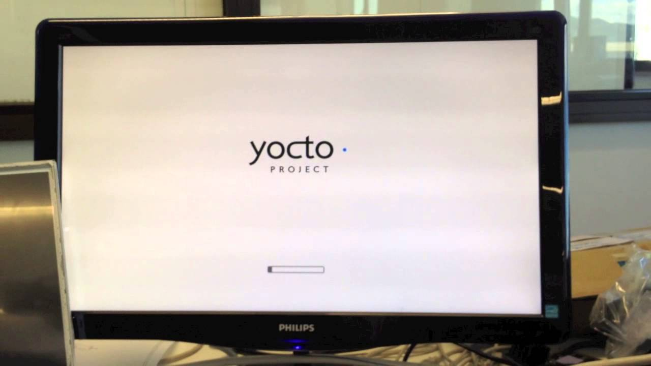 UDOO Yocto Project boot by UDOO B