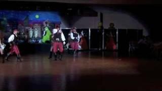 J.R.D.A. Ball 2008 : Beginners Salsa - Pirates