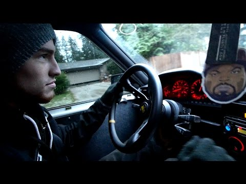 E30 STREET Drifting with Char!