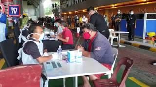 10% pekerja Malaysia kembali dari Singapura