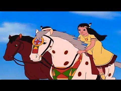 THE GREAT BATTLE   Pocahontas   Full Episode 18   English