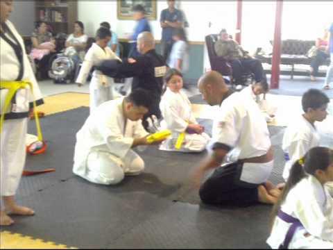 Ashi te karate do with you