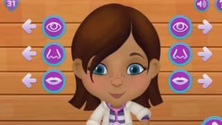 Доктор Плюшева #1 Уроки дизайна #Мультики для детей Мультик Игра