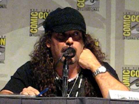 Comic Con 2007 - Cartoon Voices - Jess Harnell