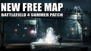 Zavod: Graveyard Shift - New Free Map - Battlefield 4 Summer Patch Details