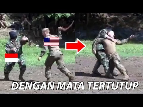 Mengadu Kekuatan TNI Indonesia vs Tentara Amerika