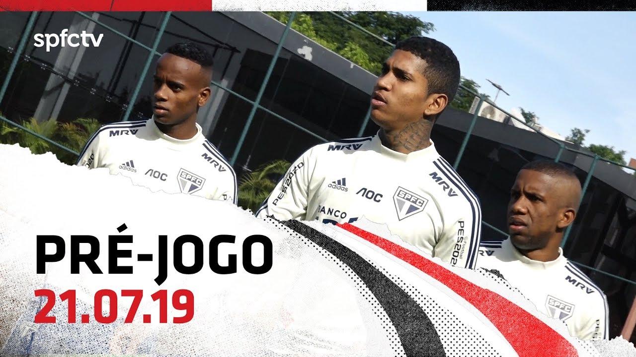 a7fbdfcb013f PRÉ-JOGO + RANIEL: 21.07 | SPFCTV. São Paulo FC