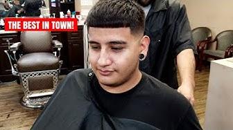 My Favorite Barbershop In Arizona - Clean Mid Fade | Vlog EP [9]