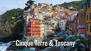 Cinque Terre & Tuscany Hike, Italy