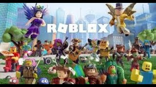 We're playing Roblox-(great)
