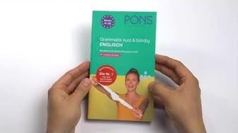 PONS Grammatik kurz & bündig Englisch
