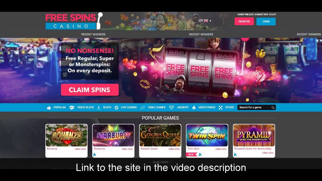 Free Spins On Sign Up Casino