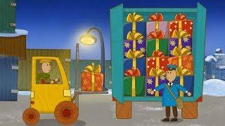 """""""Машинки"""", новый мультсериал для мальчиков - Погрузчик (серия 36) и сборник серий!"""