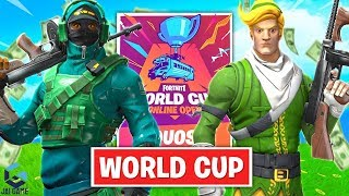 BugHA Fortnite World Cup vainqueur Kyle 'Bugha' Giersdorf's victory royal