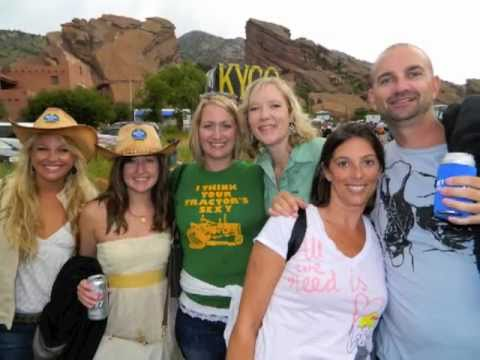 KYGO  Red Rocks Thank You Message From Kenny Chesney
