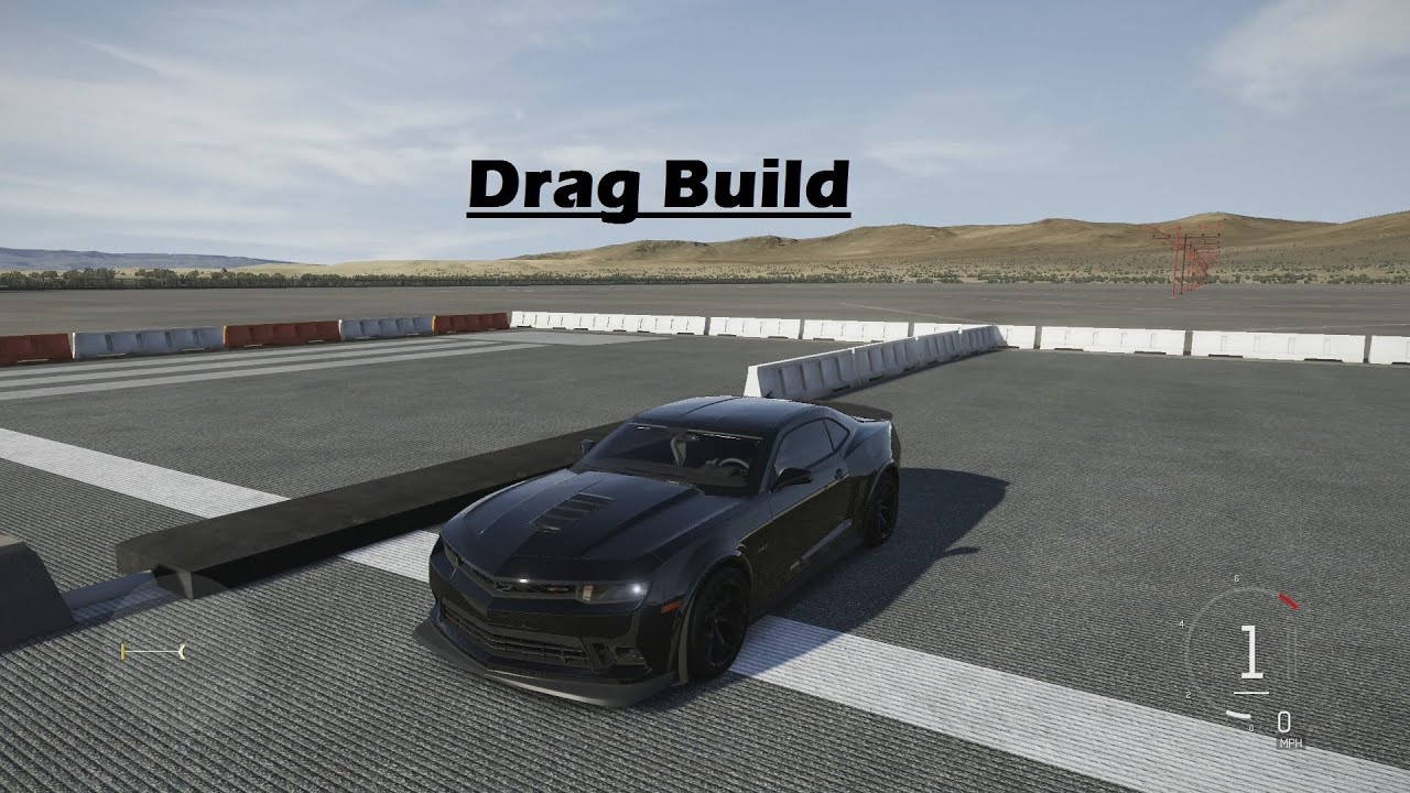 Forza motorsport 6 15 chevrolet camaro z28 1000hp drag build tune test hits youtube