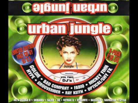 Goldie Urban Jungle Vol 2 2001