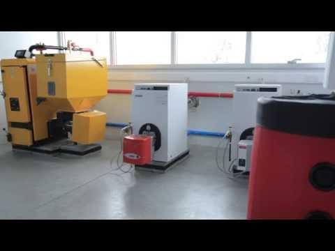 Frederick University Boilers Laboratory