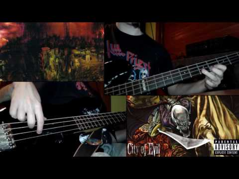 Avenged Sevenfold - Betrayed - Bass Cover