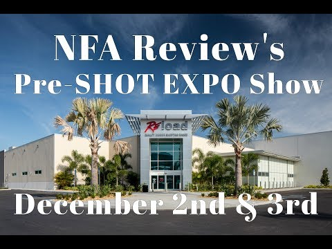 NFA Review EXPO: Come join us!