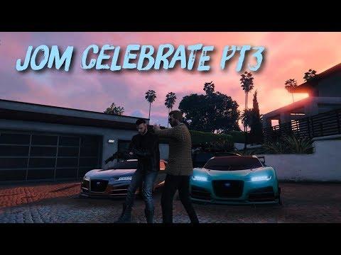 Jom Celebrate PT3!! - GTA 5 Online (Bahasa Malaysia)