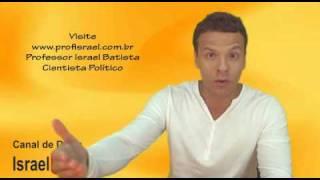 Roma (1) - Origens parte I -  Com o Professor Israel