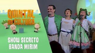 Show Secreto - Banda Mirim
