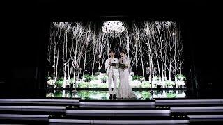 전주 알펜시아웨딩홀 알펜시아홀 웨딩본식영상 하이라이트 …