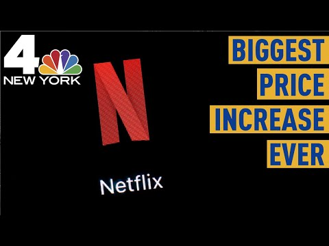 Robin Jones - Netflix is Raising its Prices