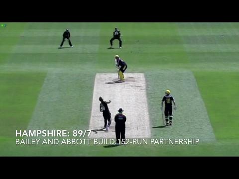 RLODC - Surrey v Hampshire - Full Highlights