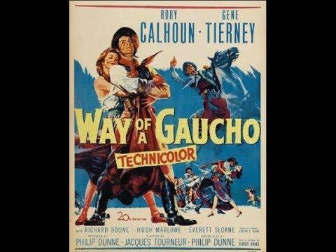 Download Way of a Gaucho (1952) (DOBLADA AL ESPAÑOL)