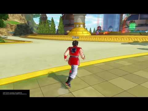 DRAGON BALL XENOVERSE 2 How To Go False Super Saiyan