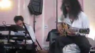 "SLASH ""Godfather Theme"" ft. Greg Hosharian @ Wedding"