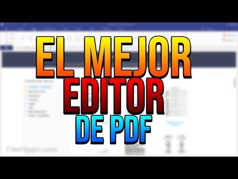 EL MEJOR PROGRAMA DE PDF | 2019