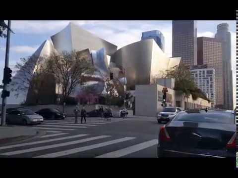 (LA TV Lost in Archives - March 20 2017) Downtown LA, Arts District, Koreatown, Hancock Park