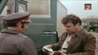 """КАЗ-608В """"Колхида"""", грузовик из к/ф """"Выгодный контракт"""" (1979)."""