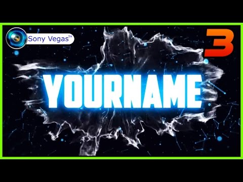 TOP 10 Intro Template #3 Sony Vegas Pro + Free Download (ПЕРЕЗАЛИВ)