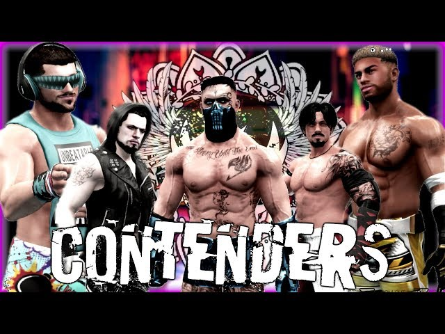 CAW Contest Contenders 2K19