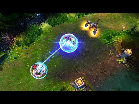 League of Legends Vel'Koz Gameplay Trailer