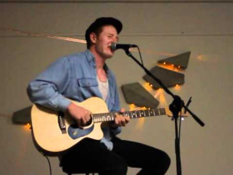 Sam Allen Acoustic Cover of Frontin'  by Pharrell